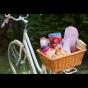 whey protein strawberry flavour in bike