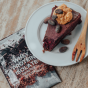 whey protein isolate roasted cocoa cake