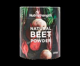 Natural beetroot powder