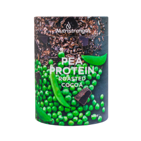 pea protein chocolate flavour
