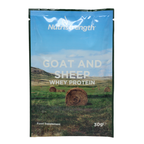 goat and sheep protein sachet