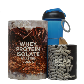 Gym protein bundle