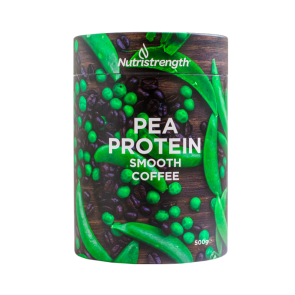 pea protein coffee flavour