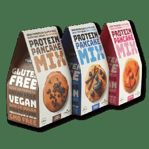 protein pancake mixes