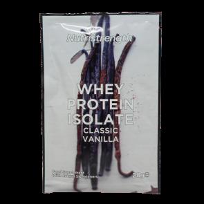 Whey Protein Isolate Classic Vanilla Sachet