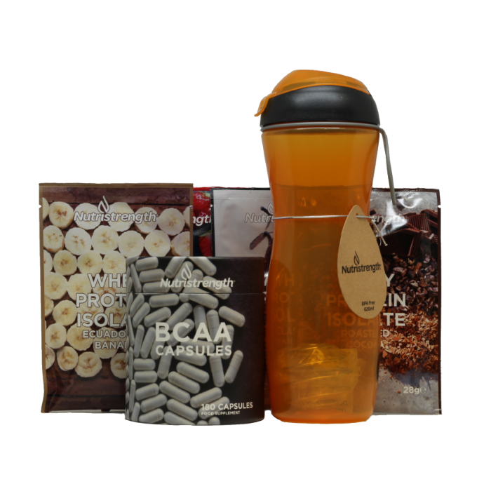 Cyclists protein bundle