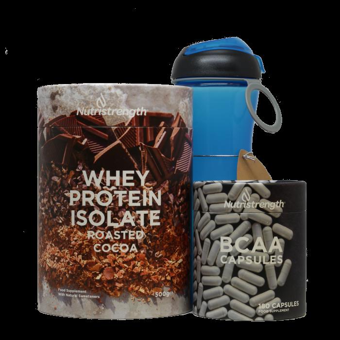Gym protein bundle