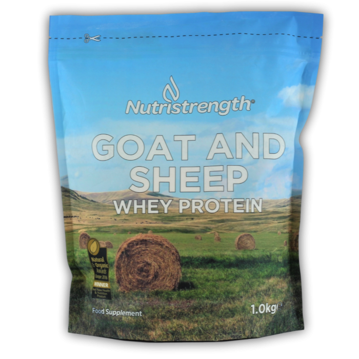goat and sheep whey protein