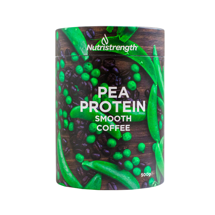 Pea Protein Smooth Coffee