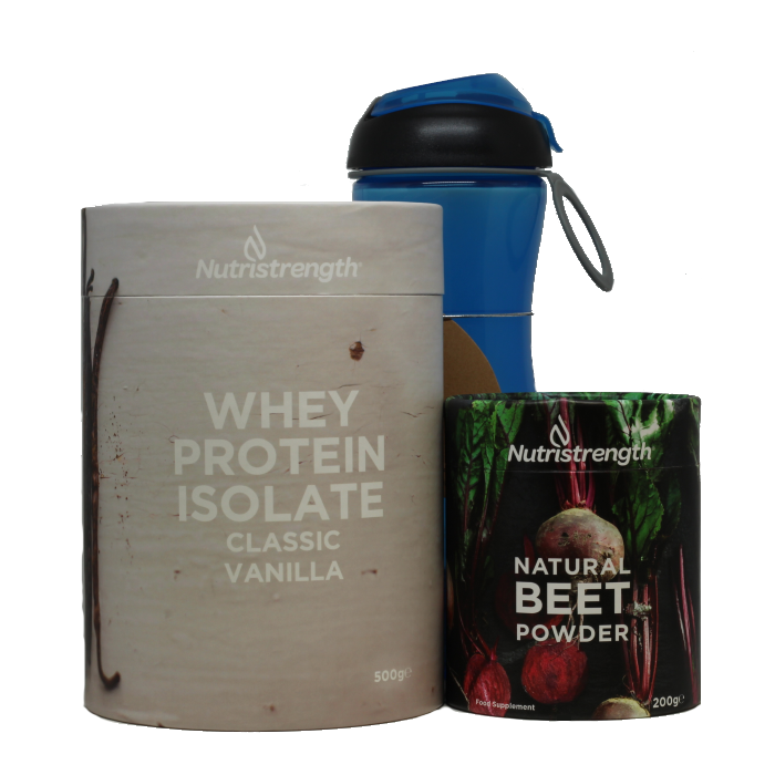 Power protein bundle