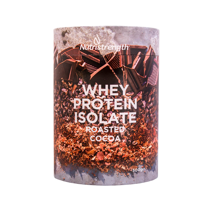Whey Protein Isolate Roasted Cocoa