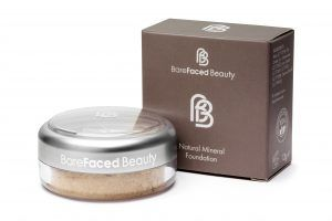 barefaced beauty vegan foundation
