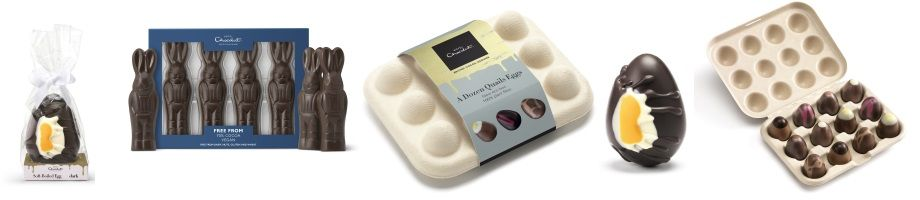 hotel chocolat free from easter egg