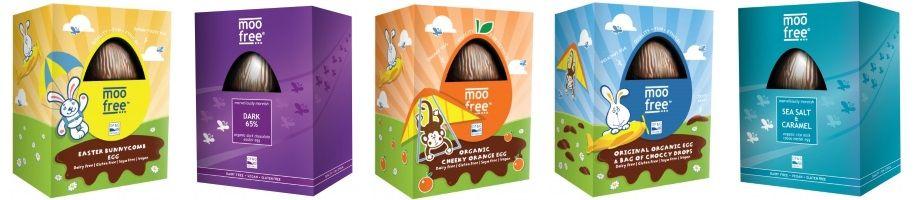 moo free vegan easter egg