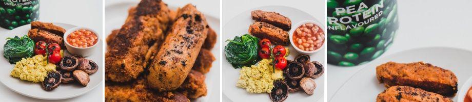 vegan full english breakfast recipe