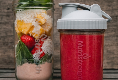 Vegan Protein Shaker Bundle