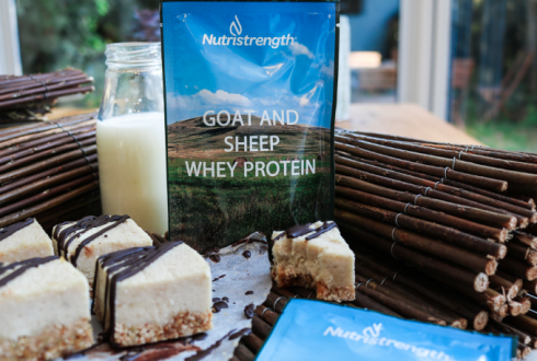 Goat and Sheep Whey Protein Unflavoured Sachets