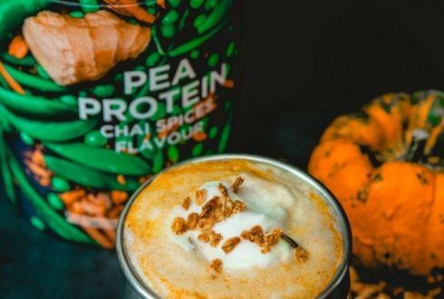 Pea Protein Chai Spices Flavour (500g)