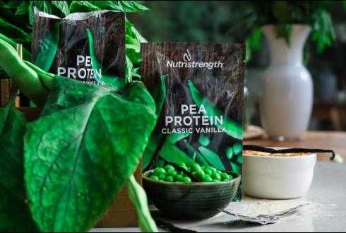 Pea Protein Classic Vanilla Sachets