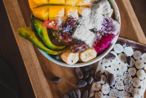 Whey Protein Isolate Ecuadorian Banana Sachets