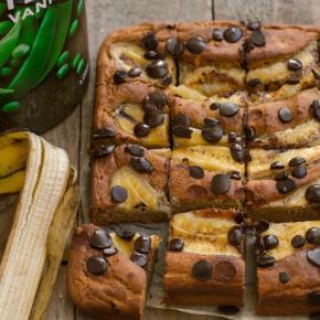 Pea Protein Banana Bread