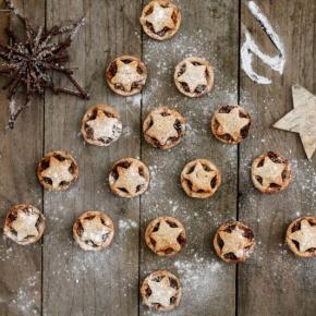 Festive Protein Mince Pies