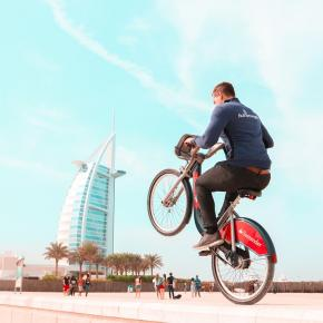 Guy Takes Boris Bike Around The World