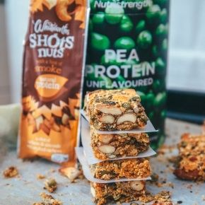 Smoked Seed Protein Bar