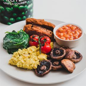 Vegan Sausage recipe for Vegan Full English Breakfast