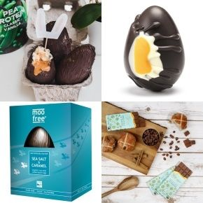Top Alternative and Vegan Easter Eggs