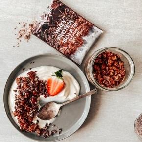 Coconut Oat Free Protein Granola