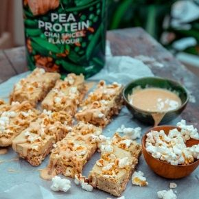 Sweet 'N' Salty Popcorn Protein Bar