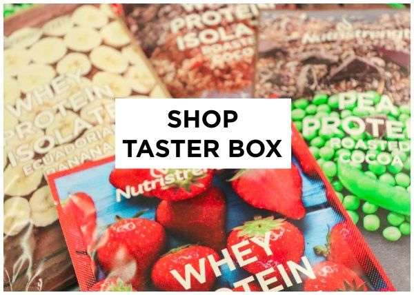 protein sachets taster box