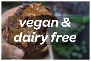 vegan and dairy free protein recipes